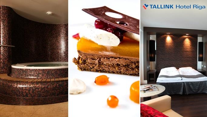 Tallink Hotel Riga ****